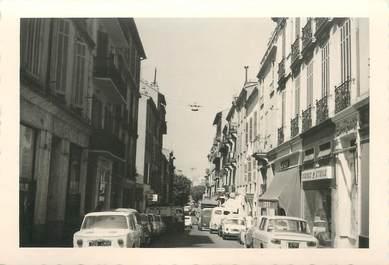 """PHOTO FRANCE 06 """"Cannes, 1964, rue Jean Jaurès"""""""