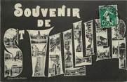 "26 DrÔme CPA FRANCE 26 ""Souvenir de Saint Vallier"""