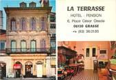 "06 Alpe Maritime CPSM FRANCE 06 ""Grasse, Hotel La Terrasse"""