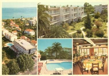 "CPSM FRANCE 06 ""Golfe Juan, Restaurant Les Jasmins"""
