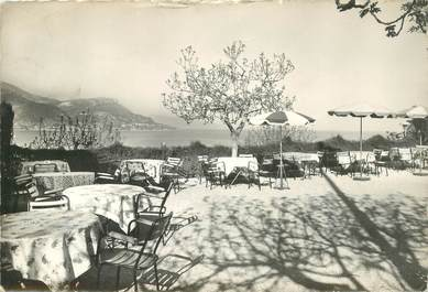 "CPSM FRANCE 06 ""Saint Jean Cap Ferrat, Hotel restaurant La Bastide"""