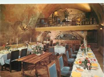 "CPSM FRANCE 06 ""Cagnes sur Mer, Hotel restaurant Le Cagnard"""