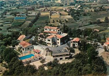 """CPSM FRANCE 06 """"Saint Paul de Vence, Hostellerie du Piol"""""""