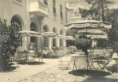 "CPSM FRANCE 06 ""Beaulieu, restaurant La Berlugane"""