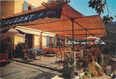 """CPSM FRANCE 06 """"Monti, Restaurant Le Relais"""""""