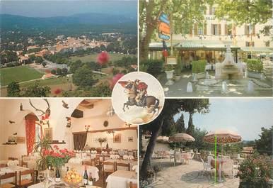 """CPSM FRANCE 06 """"Saint Vallier de Thiey, Restaurant Relais Imperial"""""""