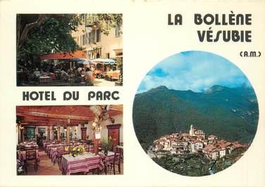 """CPSM FRANCE 06 """"La Bollène Vésubie, Hotel du Parc"""""""