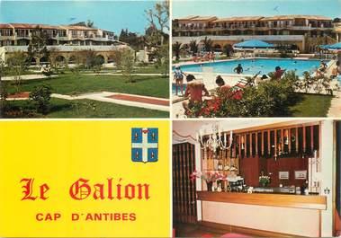 """CPSM FRANCE 06 """"Cap d'Antibes, Résidence Le Galion"""""""