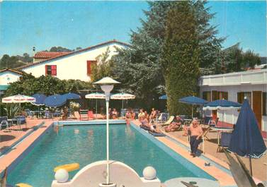 """CPSM FRANCE 06 """"Villeneuve Loubet, Hotel Le Courchevel"""""""