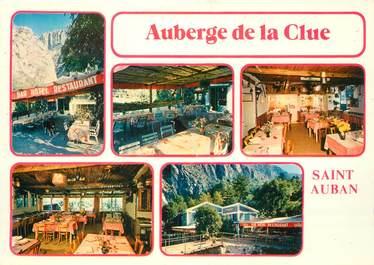 """CPSM FRANCE 06 """"Saint Auban, Auberge de la Clue"""""""