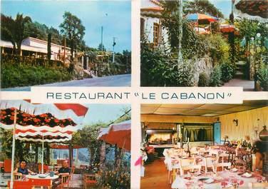 """CPSM FRANCE 06 """"Le Tignet, restaurant le Cabanon"""""""