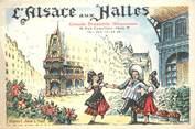 """75 Pari CPSM FRANCE 75001 """"Paris, Restaurant L'Alsace aux Halles"""""""