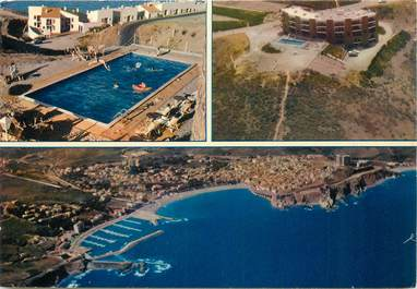 "CPSM FRANCE 66 ""Banyuls sur Mer, Hotel restaurant Le Catalan"""