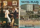 """64 PyrÉnÉe Atlantique CPSM FRANCE 64 """"Biarritz, Hotel Plaza"""""""