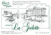 """17 Charente Maritime CPSM FRANCE 17 """"Vouvray, Restaurant Au Virage gastronomique"""""""