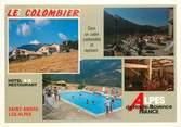 """04 Alpe De Haute Provence CPSM FRANCE 04 """"Saint André les Alpes, Hotel restaurant Le Colombier"""""""