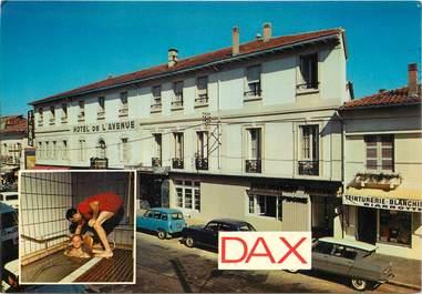 """CPSM FRANCE 40 """"Dax, Hotel de l'Avenue"""""""