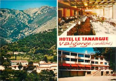 "CPSM FRANCE 07 ""Valgorge, Restaurant le Tanargue"""
