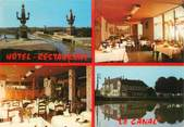 "45 Loiret CPSM FRANCE 45 ""Briare le Canal, Hostellerie le Canal"""
