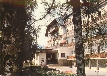 """CPSM FRANCE 74 """"Megève, Hotel du Mont d'Arbois"""""""