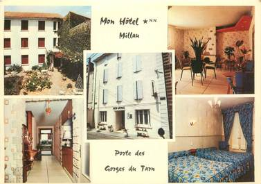 "CPSM FRANCE 12 ""Millau, Mon Hotel"""
