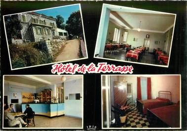 "CPSM FRANCE 20 / CORSE ""Zonza, Hotel de la Terrasse"""