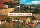 """66 PyrÉnÉe Orientale CPSM FRANCE 66 """"Latour de Carol, Village de vacances d'Yravals"""""""