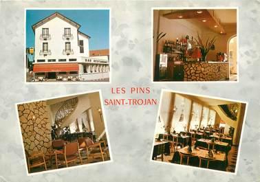 "CPSM FRANCE 17 ""Saint Trojan, Hotel Les Pins"""
