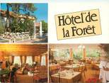 """17 Charente Maritime CPSM FRANCE 17 """"Saint Trojan, Hotel de la Foret"""""""