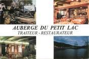 """81 Tarn CPSM FRANCE 81 """"Auberge du Petit Lac à Larroque"""""""