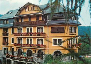 """CPSM FRANCE 68 """"Thannenkirch, Touring Hotel"""""""