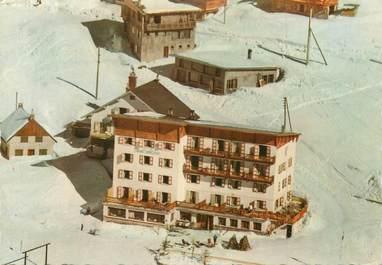 """CPSM FRANCE 38 """"Alpe d'Huez, Restaurant Bel Alpe"""""""