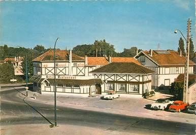 """CPSM FRANCE 91 """"Montgeron, Hotel restaurant Le Réveil matin"""""""