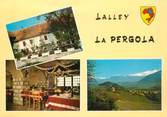 "38 Isere CPSM FRANCE 38 ""Lalley, hotel restaurant La Pergola"""