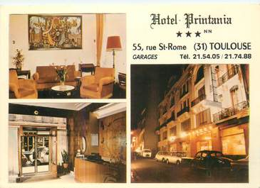 "CPSM FRANCE 31 ""Toulouse, Hotel Printania"""