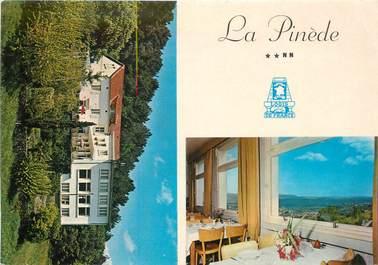 """CPSM FRANCE 07 """"Aubenas, Hotel restaurant La Pinède"""""""