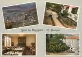 """07 Ardeche CPSM FRANCE 07 """"Desaignes, Hotel des Voyageurs"""""""