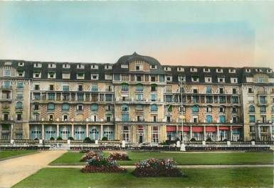 "CPSM FRANCE 14 ""Deauville, le Royal Hotel"""