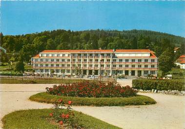 "CPSM FRANCE 88 ""Gerardmer, Grand Hotel du Lac"""
