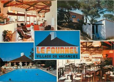 """CPSM FRANCE 83 """"Saint Aygulf, village de vacances le Fournel"""""""