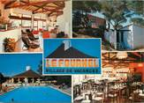 "83 Var CPSM FRANCE 83 ""Saint Aygulf, village de vacances le Fournel"""