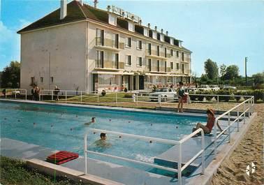 """CPSM FRANCE 41 """"Saint Laurent des Eaux, Hotel Vannier"""""""