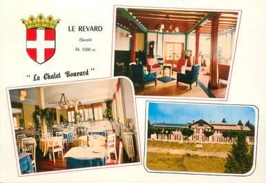 """CPSM FRANCE 73 """"Le Revard, restaurant Le Chalet Bouvard"""""""