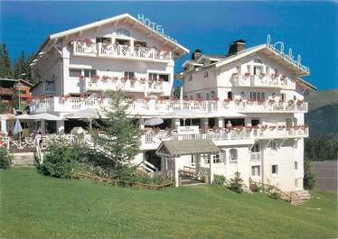 "CPSM FRANCE 73 ""Courchevel, Hotel Chabichou"""