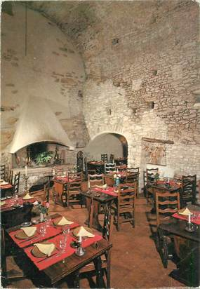 "CPSM FRANCE 20 / CORSE ""Bonifacio, Hotel restaurant La Caravelle"""