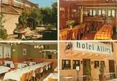 """05 Haute Alpe CPSM FRANCE 05 """"Monetier les Bains, Hotel Alliey"""""""