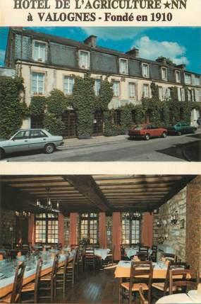 "CPSM FRANCE 50 ""Valognes, Hotel de l'Agriculture"""