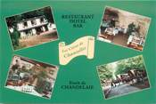 """49 Maine Et Loire CPSM FRANCE 49 """"Le Guedeniau, Restaurant Les Caves de Chanzelles"""""""
