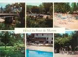 """26 DrÔme CPSM FRANCE 26 """"Saint Thomas en Royans, Hotel du Pont de Manne"""""""