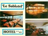 "34 Herault CPSM FRANCE 34 ""Agde, Hotel le Sablotel"""